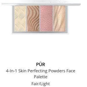 PUR 4-in-1 Skin Perfecting Powders in Fair/Light